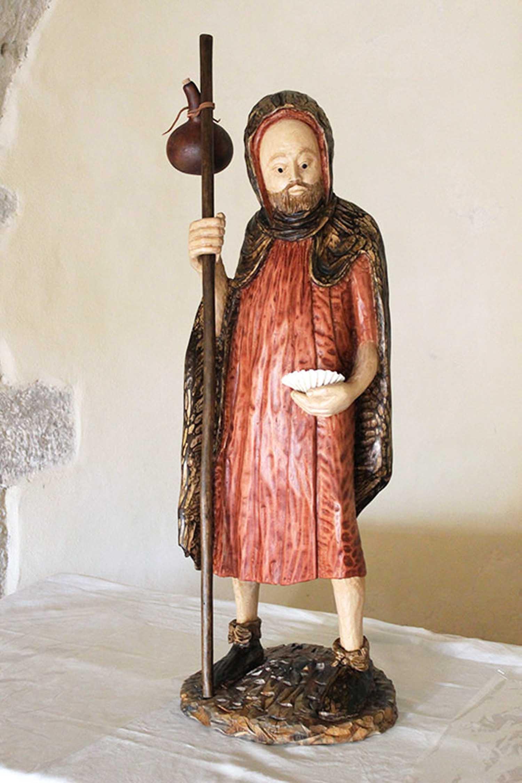 Santu Jacu. 2015. Chiesetta di San Giacomo, Perdaxius. Ph: Emiliana Sabiu