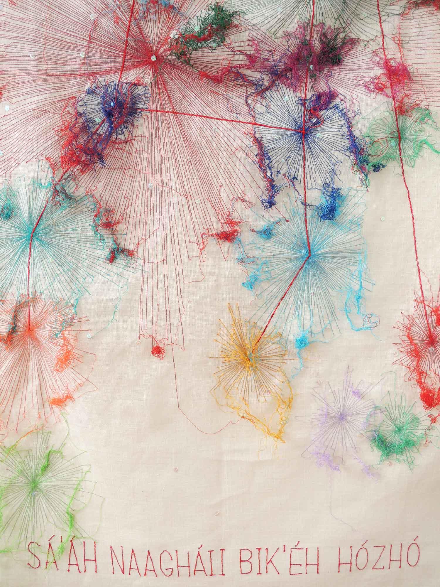 The Elder. 2014. Detail. Studio Guenzani, Milan. Ph: Barbara Asnaghi